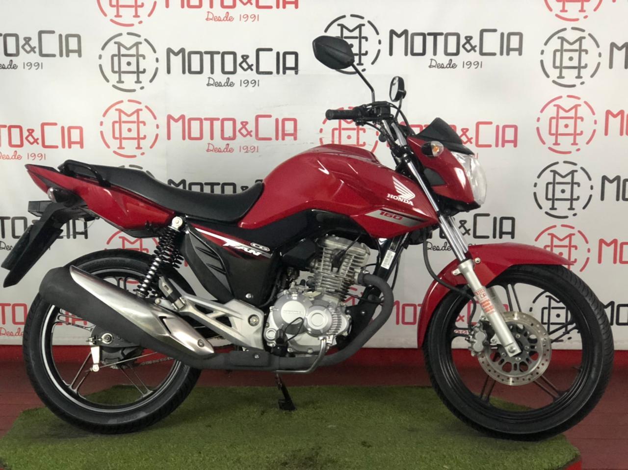 Honda - Fan 160 Esdi