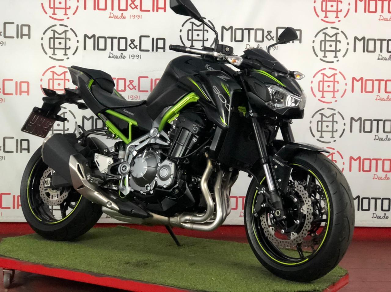 Kawasaki - Z 900