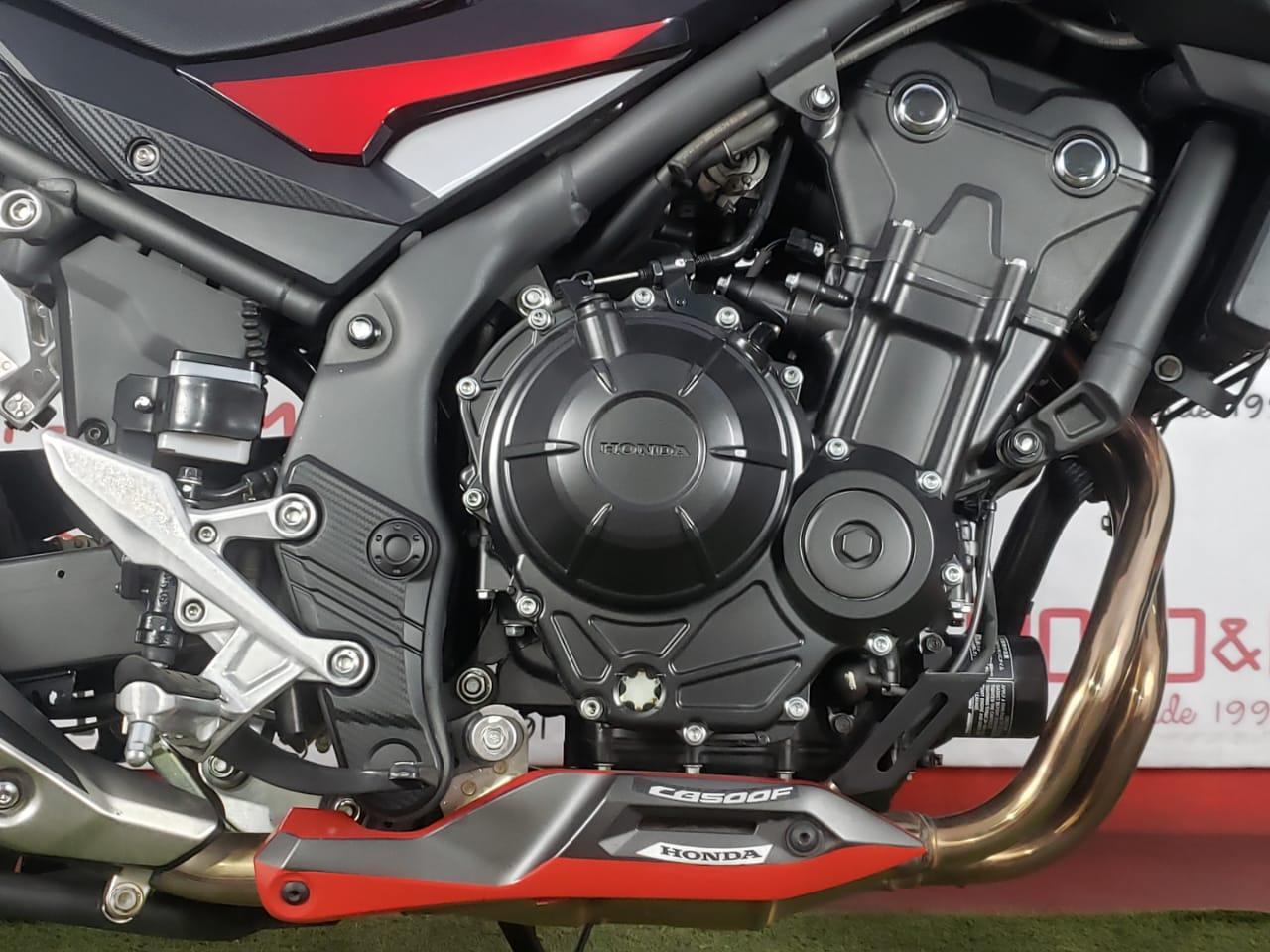 Honda - CB 500F