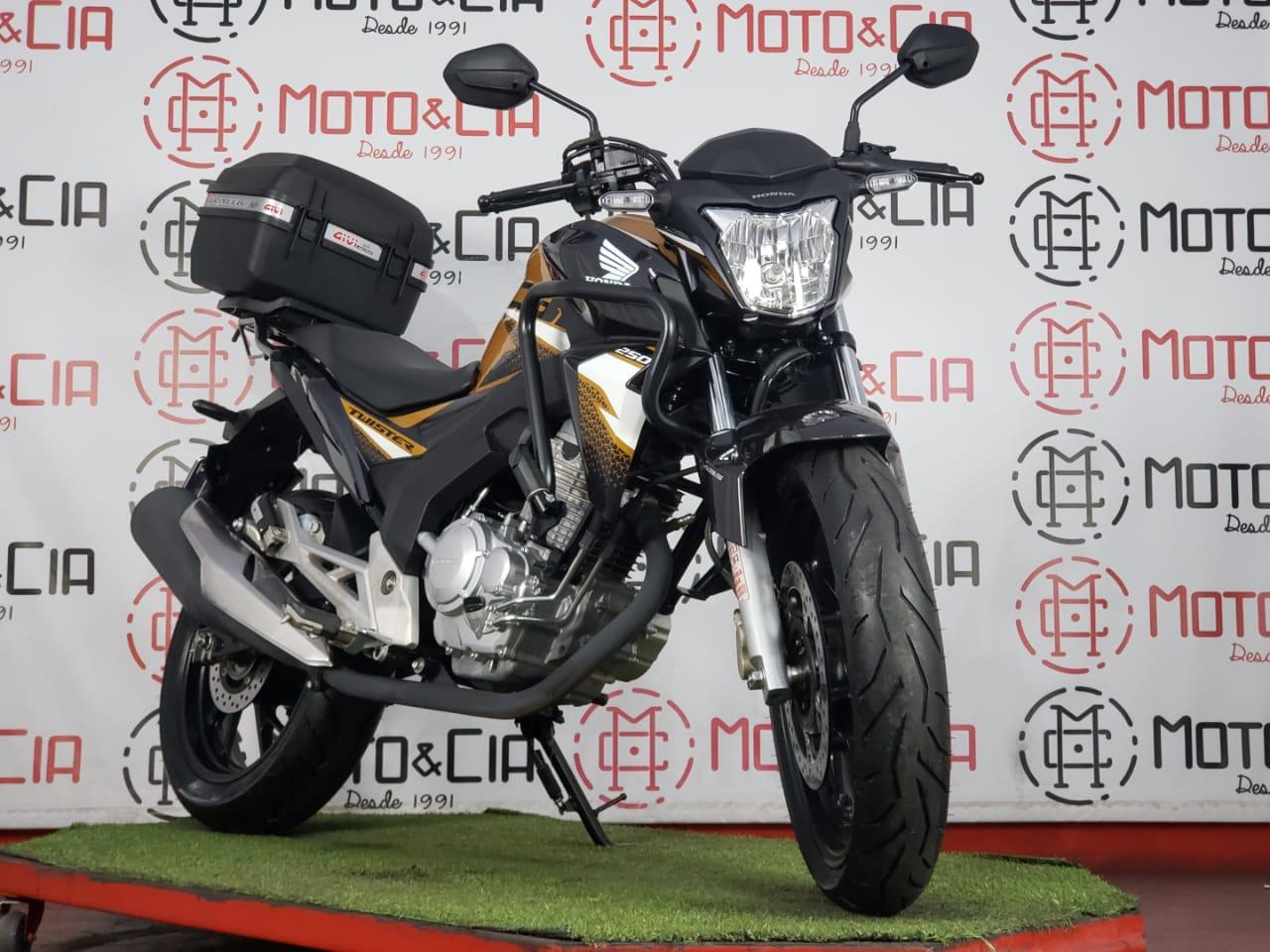 Honda - CB 250F Twister ABS