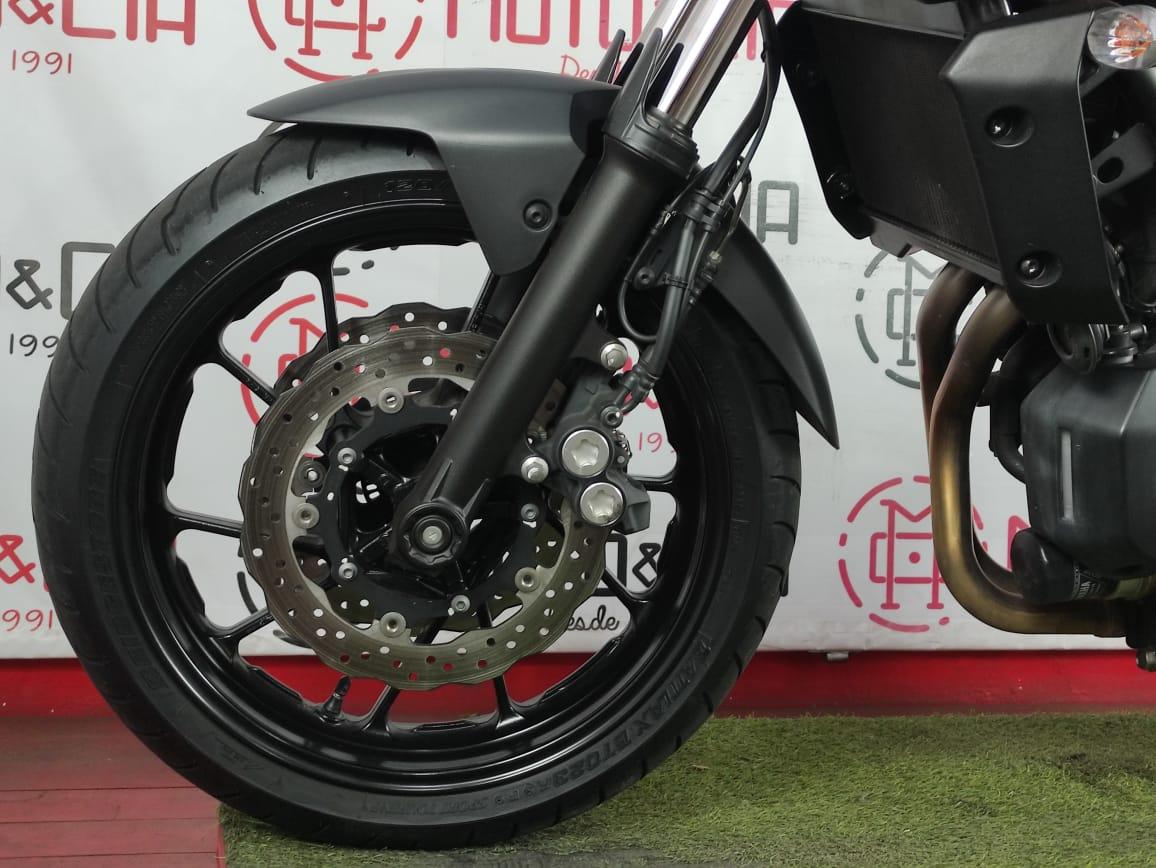 Yamaha - MT07 ABS