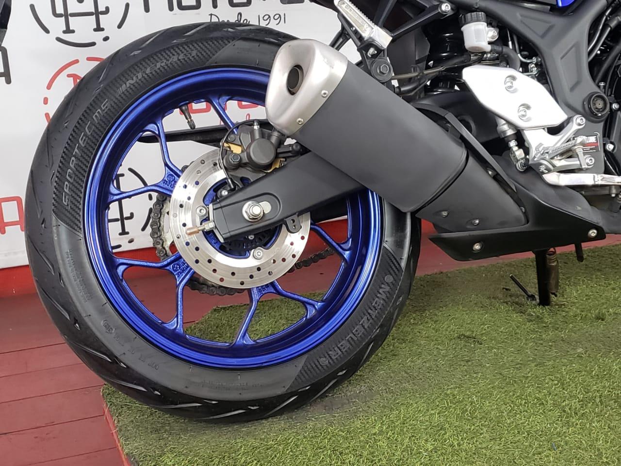 Yamaha - Mt 03 Abs