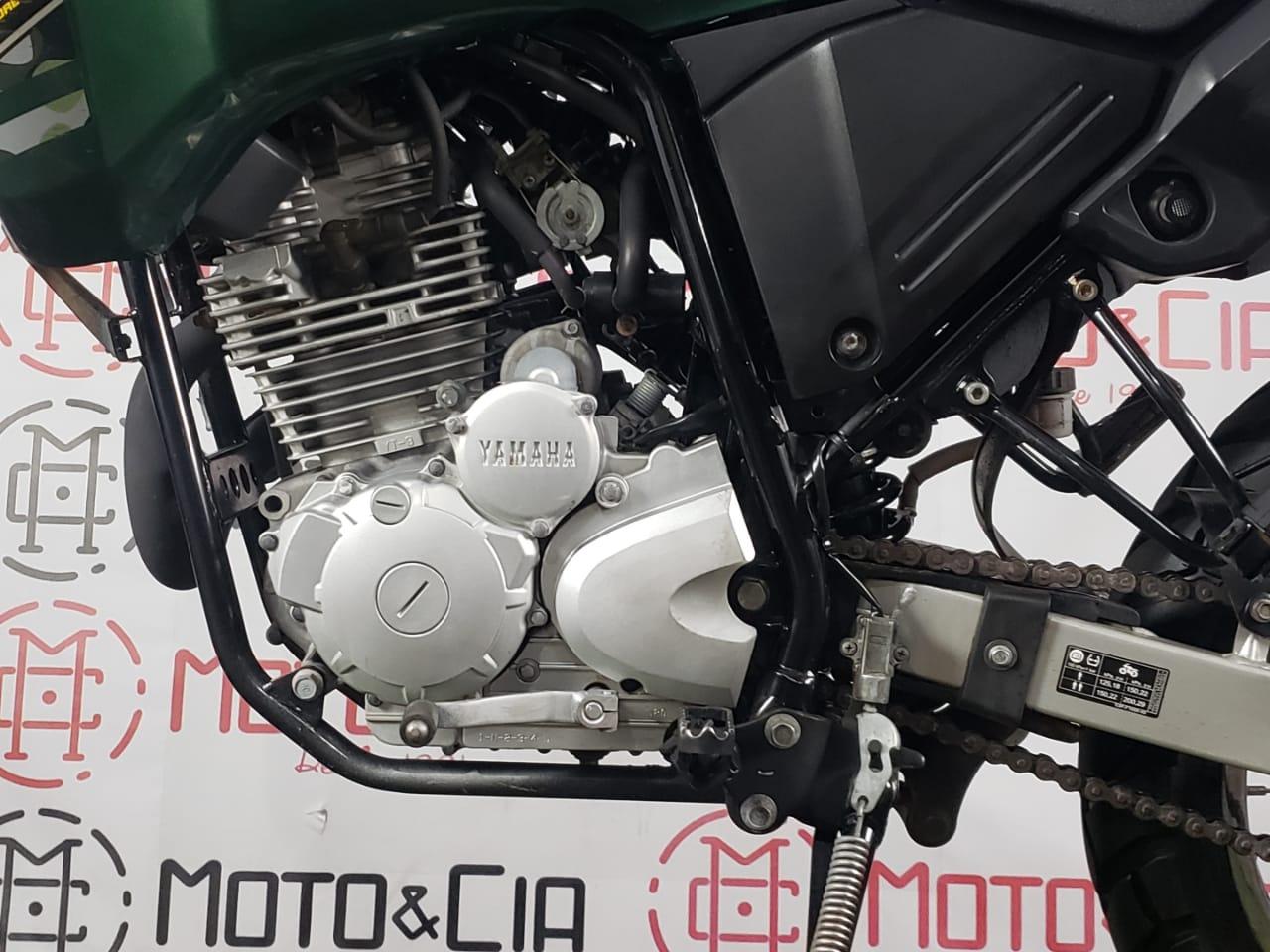 Yamaha - Tenere 250