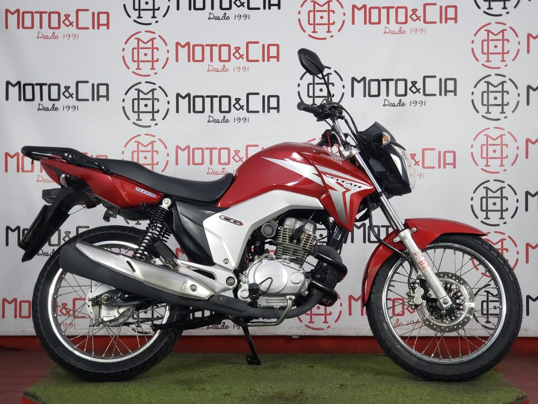 Honda - TITAN 150 ESD